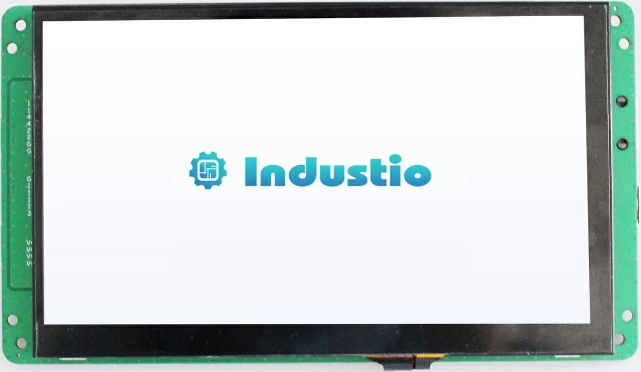 Industio 7-inch smart display