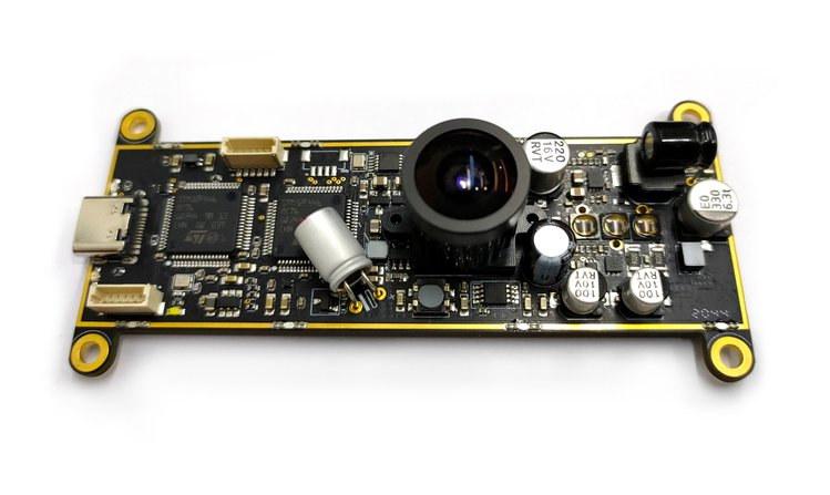 LiDAR 3D depth camera board