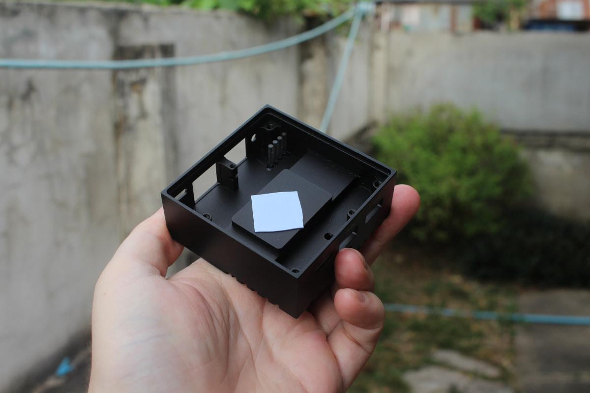 NanoPi R4S Metal Case Thermal Pad