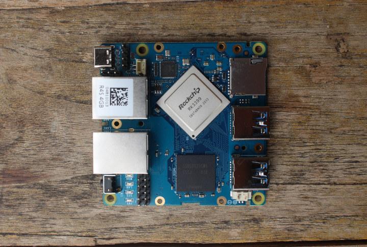 NanoPi R4S SBC