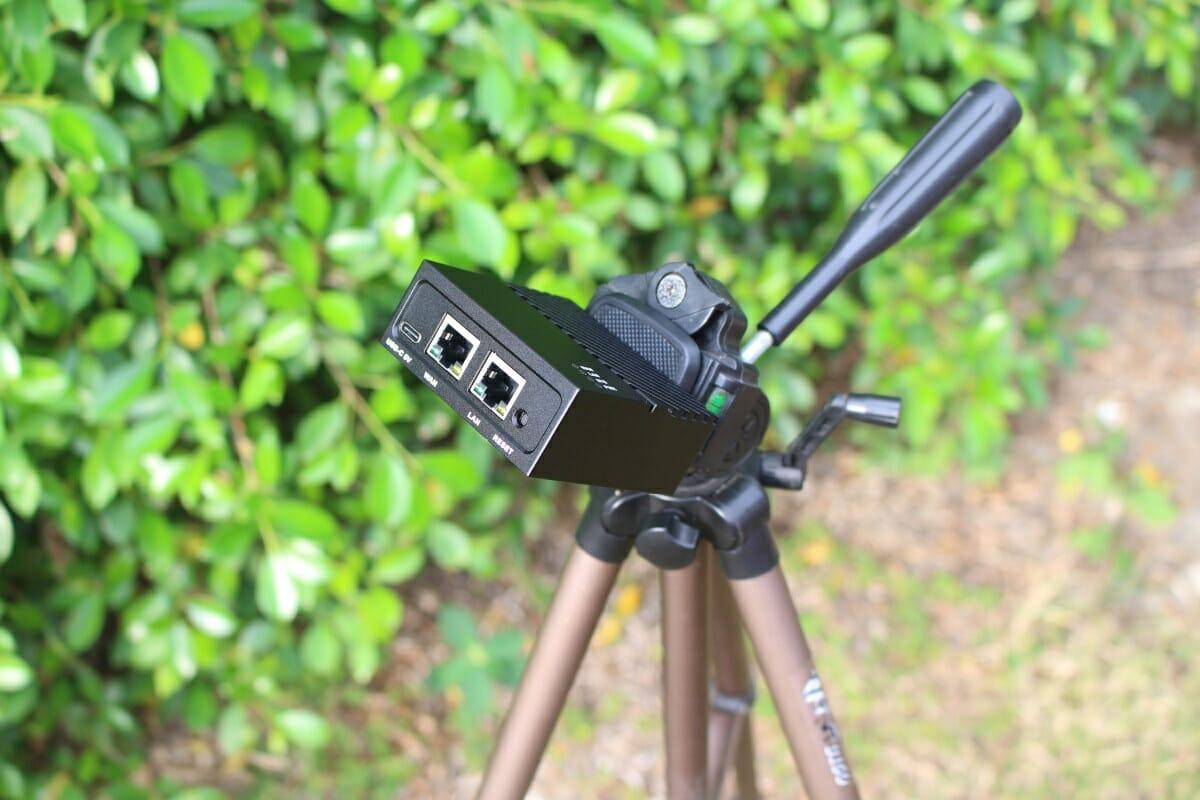 NanoPi R4S camera-mount