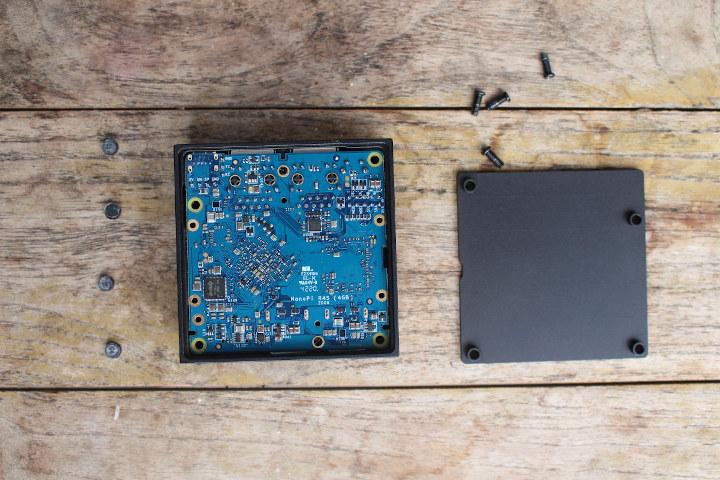 NanoPi R4S gateway teardown