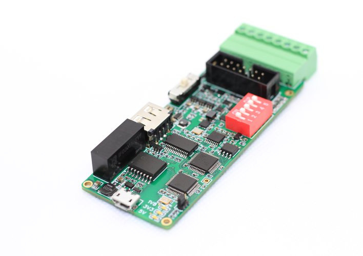 Ollie USB board