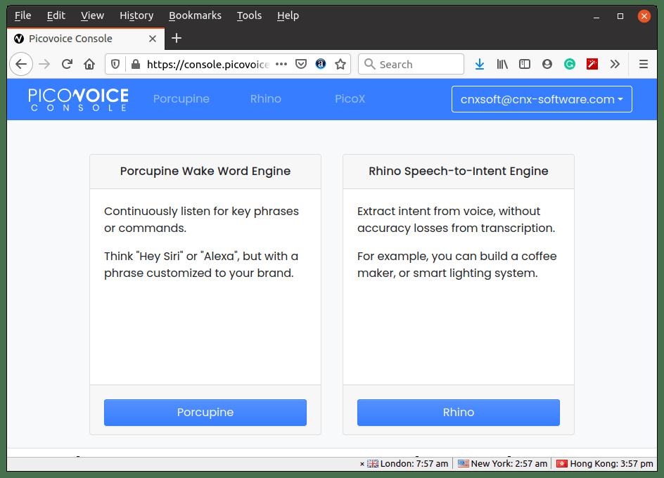 Picovoice Porcupine vs Rhino