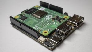 Piunora Raspberry Pi 4 Arduino board
