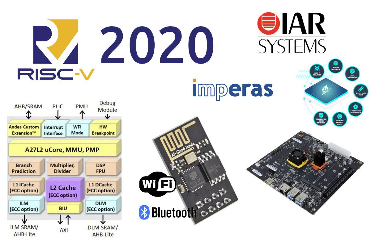 RISC-V hardware software 2020