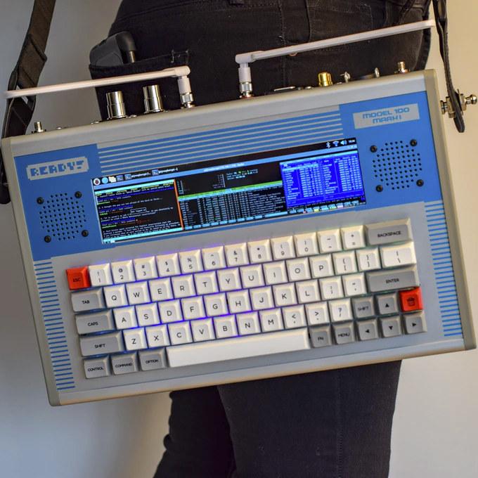 Ready Model 100 Raspberry Pi SBC Computer Shell