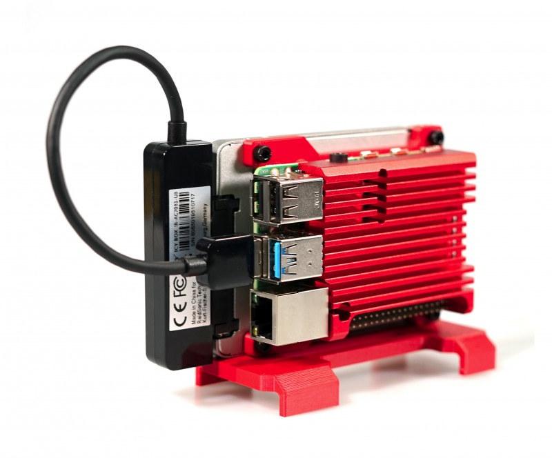 TerraPi modular mounting system Raspberry Pi