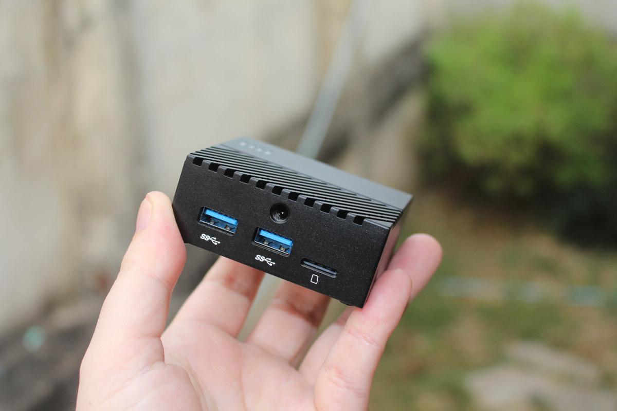 USB 3.0 microSD camera thread
