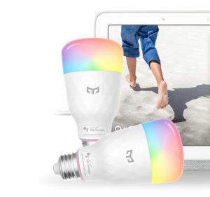 Yeelight Google Home Seamless Setup