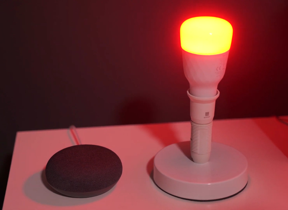 Yeelight Smart LED Bulb M2 Multicolor