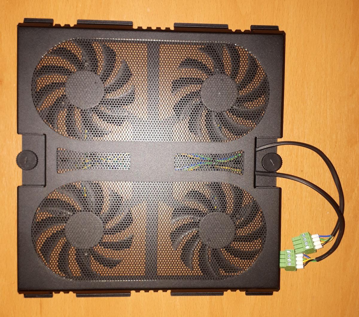 external fan kit
