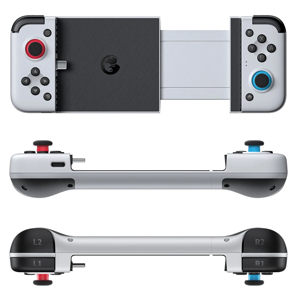 retro-gaming controller for smartphone
