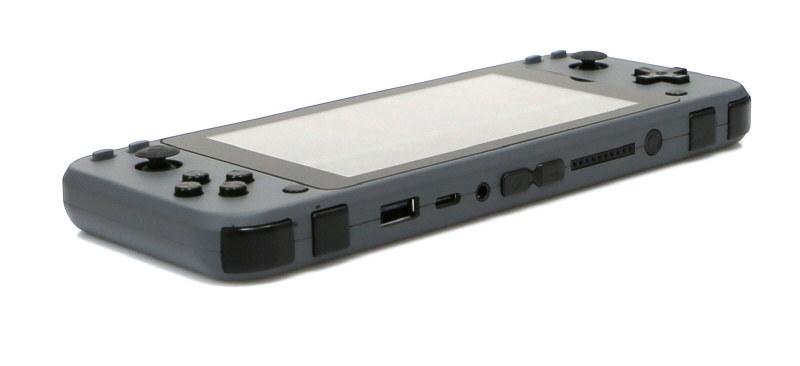 ubuntu portable gaming console