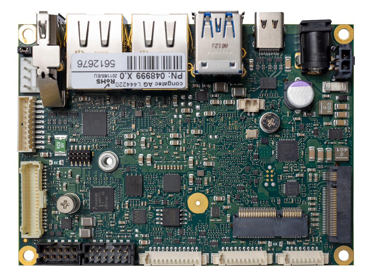 conga-PA7 Pico-ITX SBC