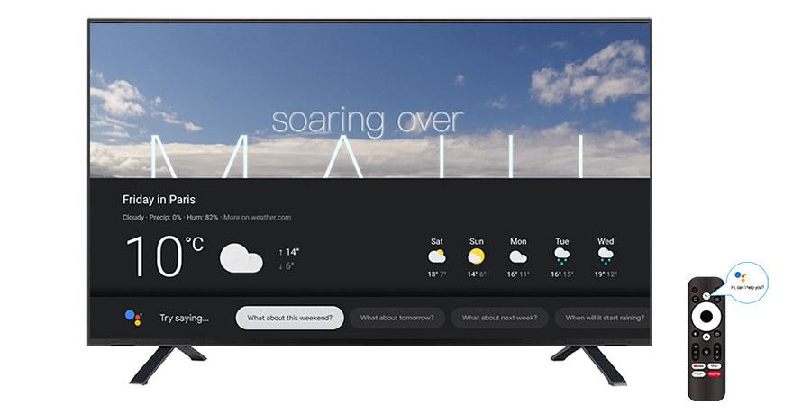 4K HDR AV1 TV Box Chromecast