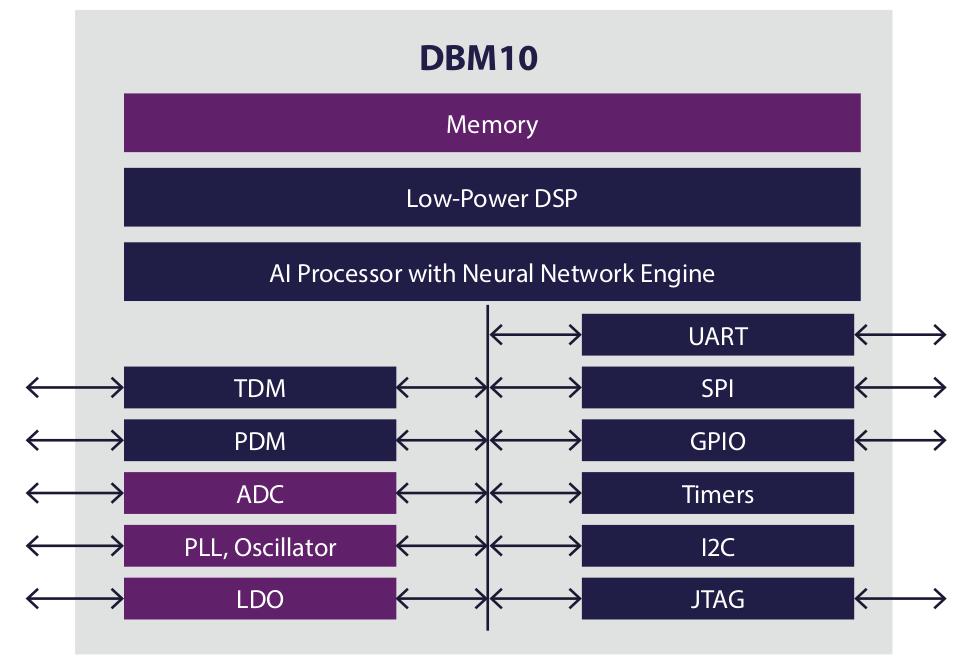 DBM10 AI SoC