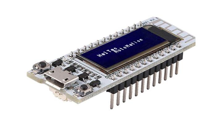 Heltec ESP8266 OLED Display