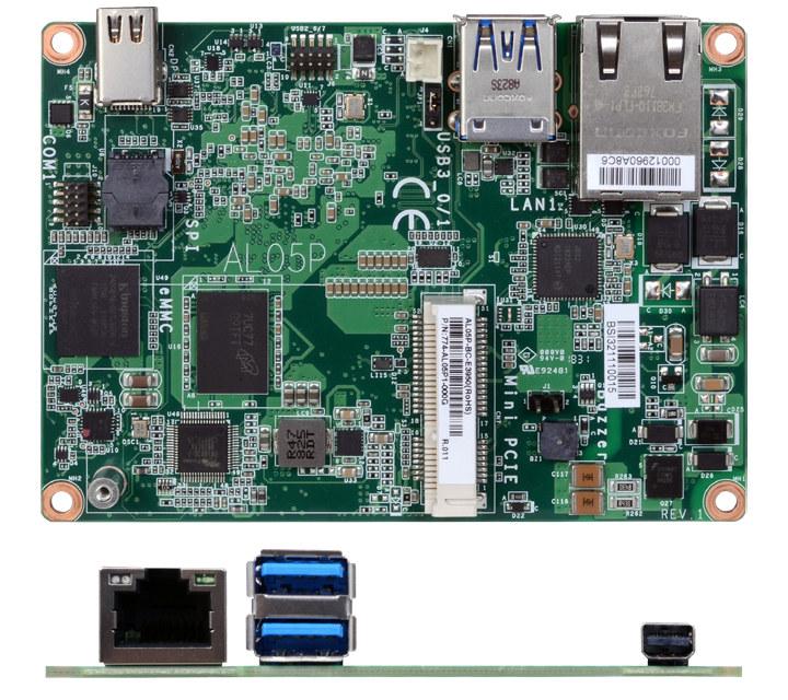 Industrial Pi PoE Pico-ITX SBC