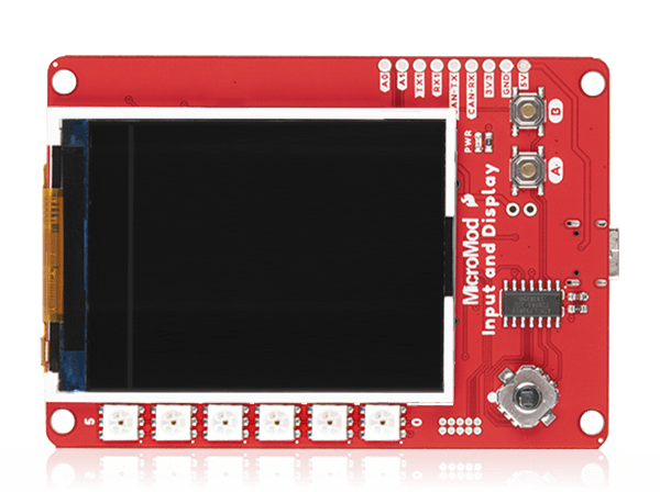 Input and Display Carrier Board