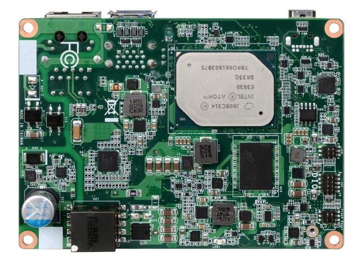 Intel Atom E3900 Pico-ITX Board