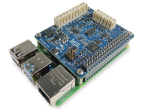 MCC-128 Voltage Measurement HAT for Raspberry Pi