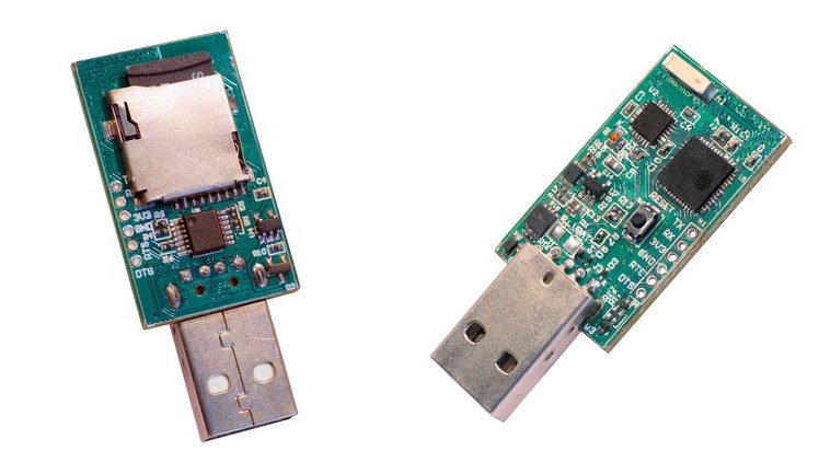 Maypole ESP32 WiFi MicroSD Card Reader