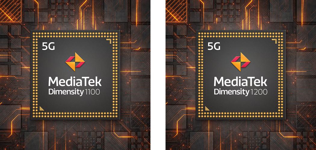 Mediatek Dimensity MT1100 & MT1200