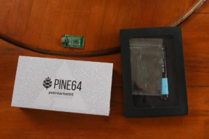 Pine64 mailbag – PinePhone postmarketOS Edition, PineCone BL602 board, and Pinecil soldering iron