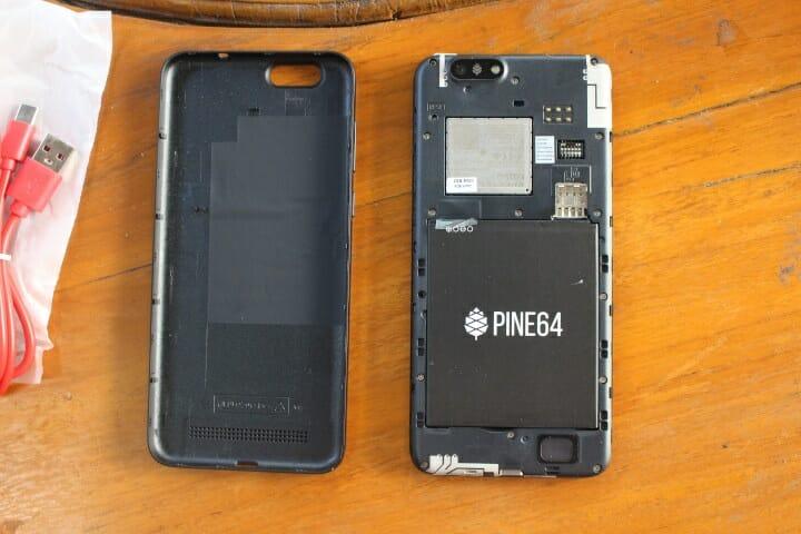 PinePhone Battery