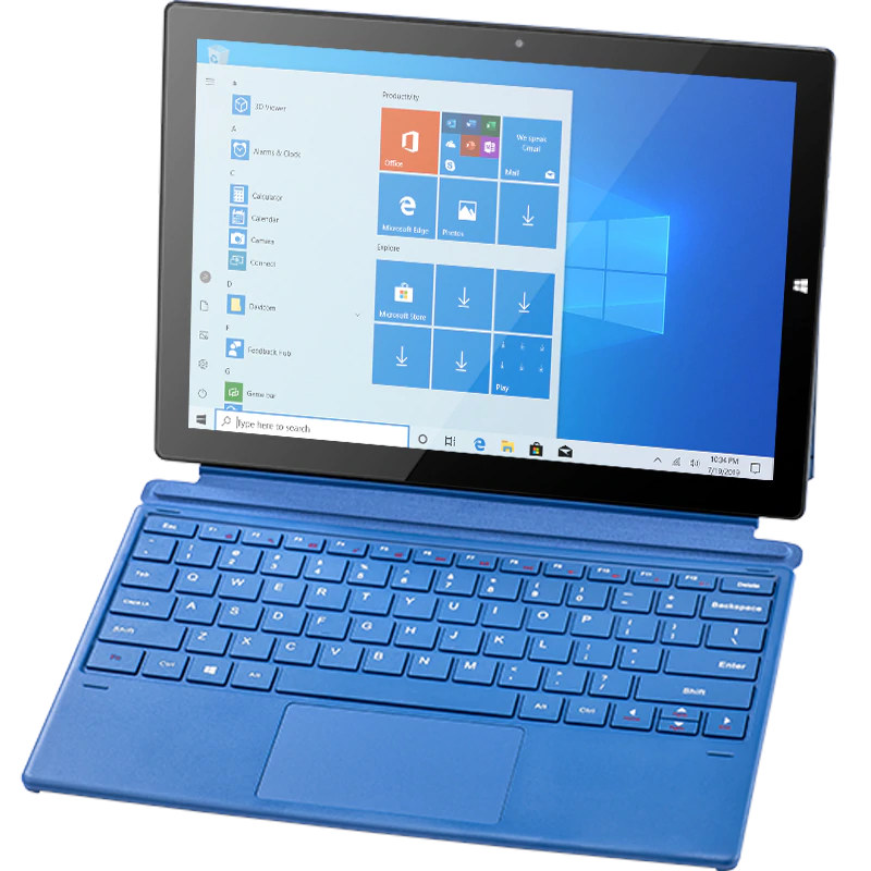 Pipo W12 Arm Windows 10 Laptop