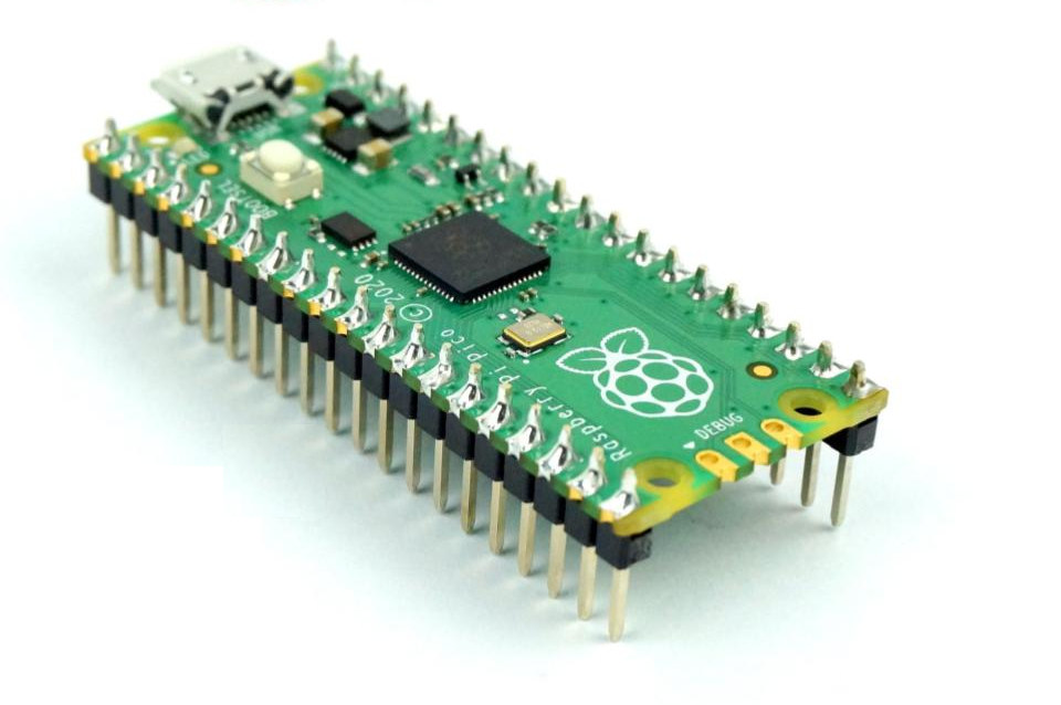 RPI-PICO-SH with headers