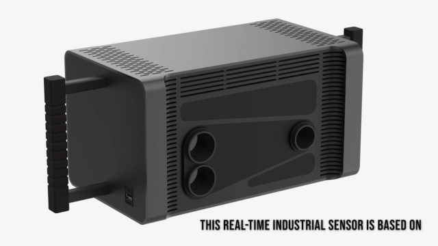 Real Time Industrial 3D Camera