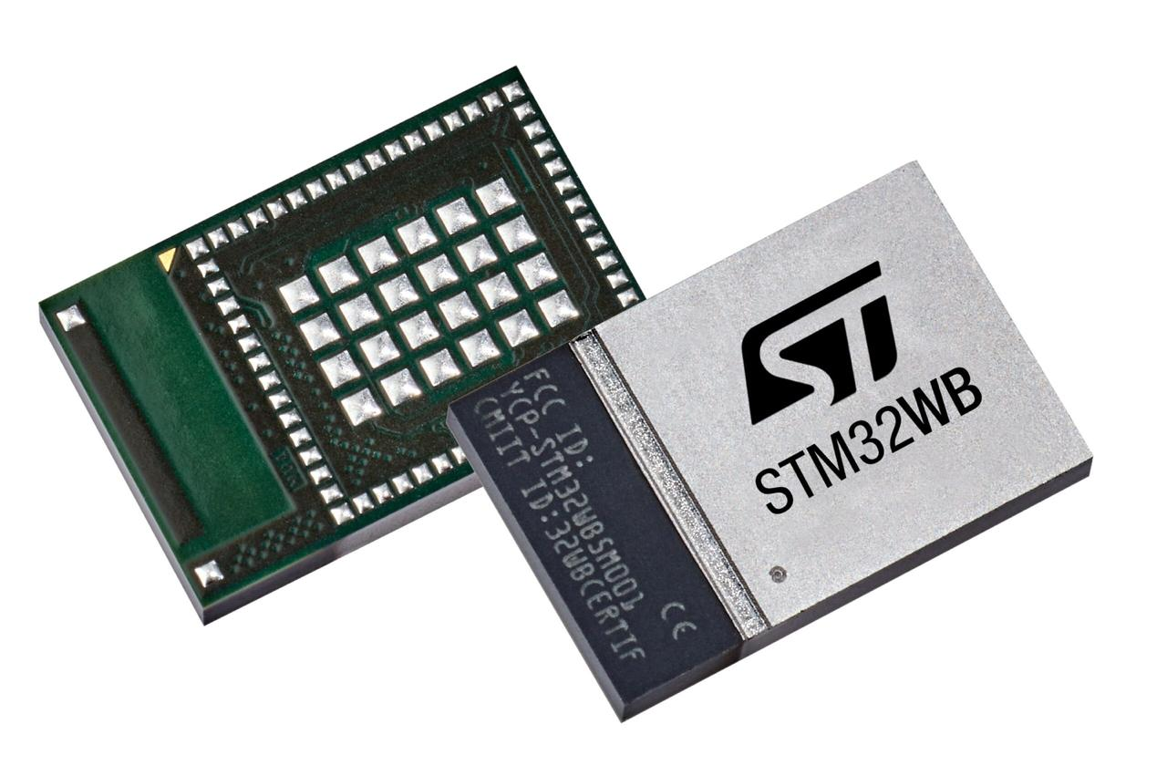 STM32WB5MMG Wireless Module