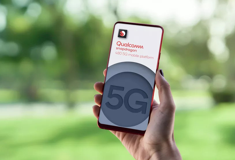 Snapdragon 480 5G Entry-level