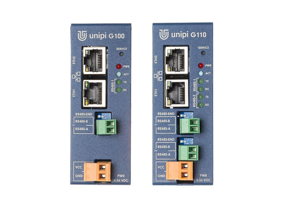 UniPi Gate RS485 Linux IoT Gateway