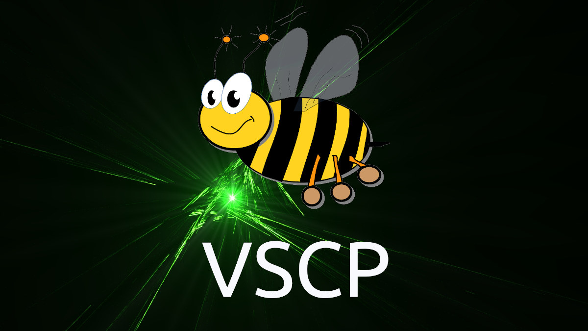 Open Source VSCP IoT Framework