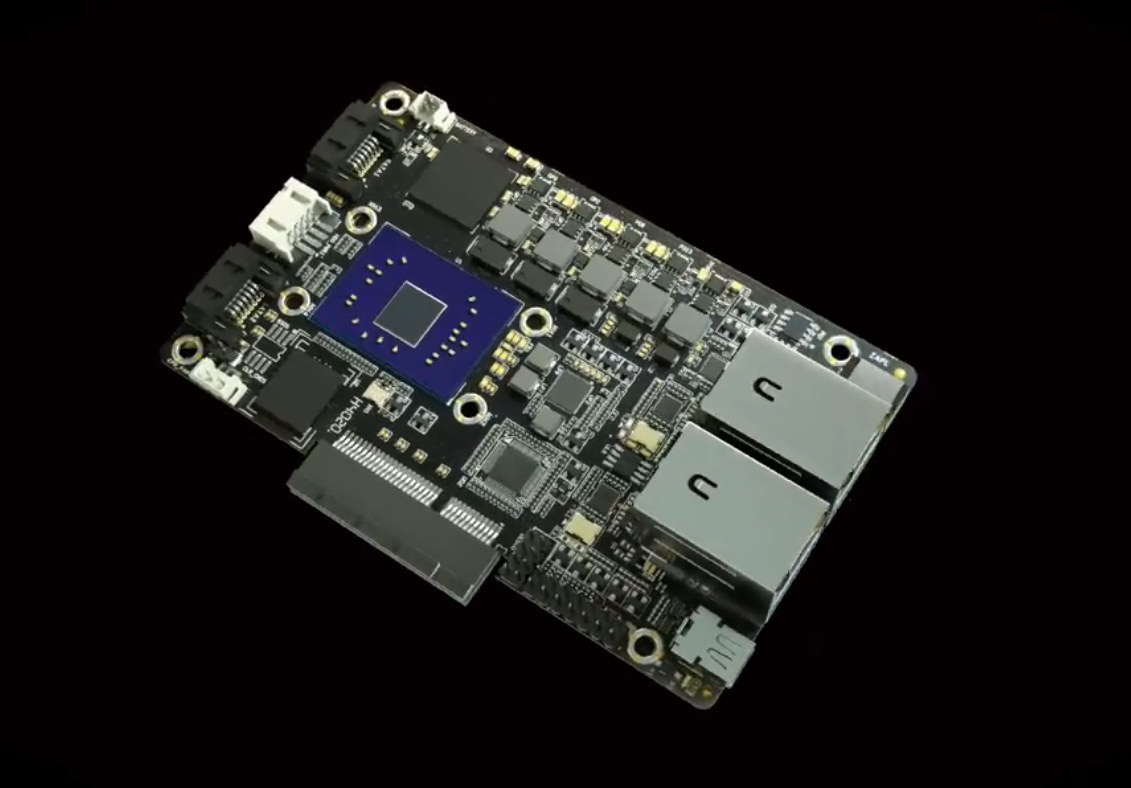 ZimaBoard single board server