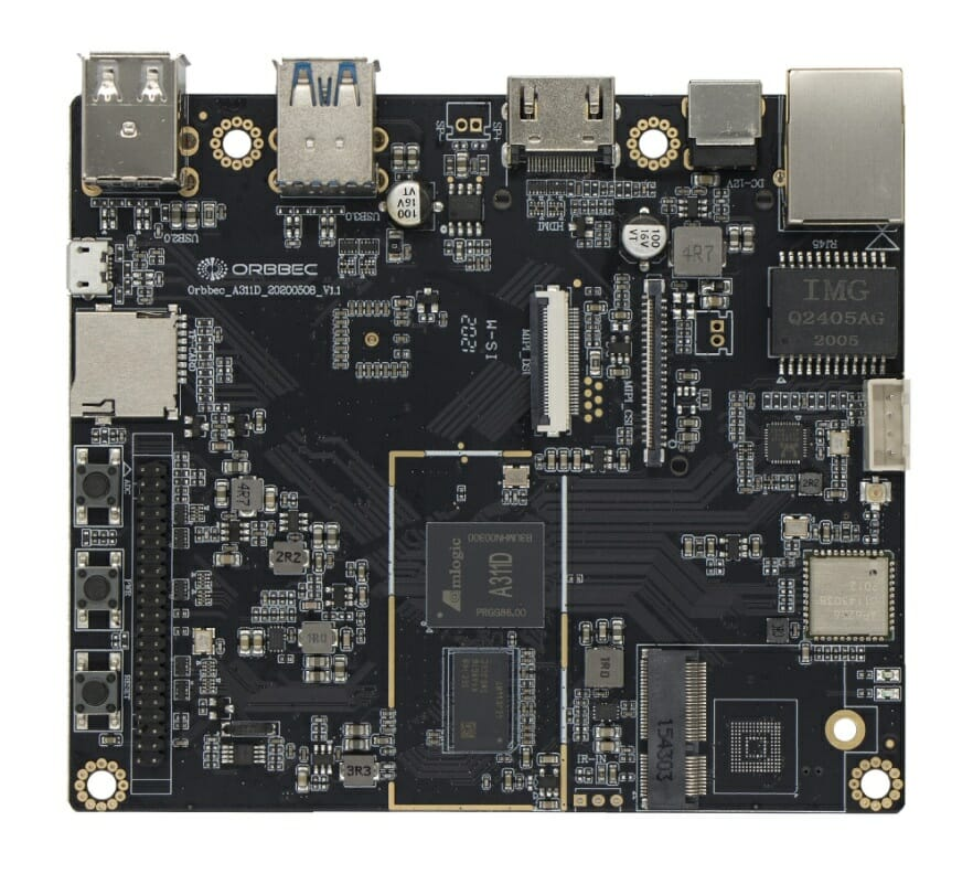 Zora P1 Development Board