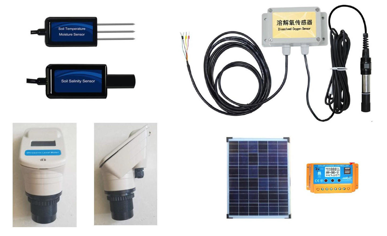 agriculture soil & water sensors