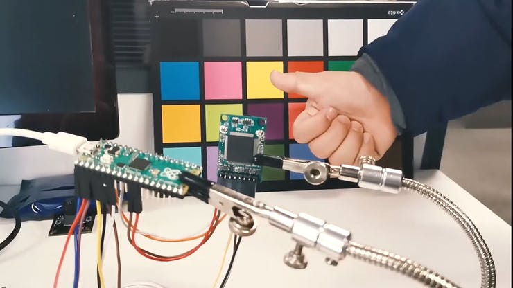 ArduCAM with Raspberry Pi Pico
