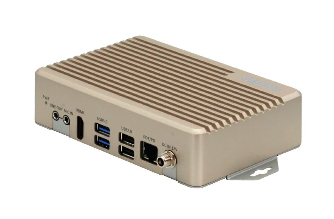 BOXER-8521AI AI Edge Computer