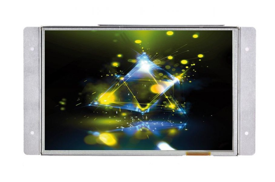Capacitive touch 10.1-inch open frame