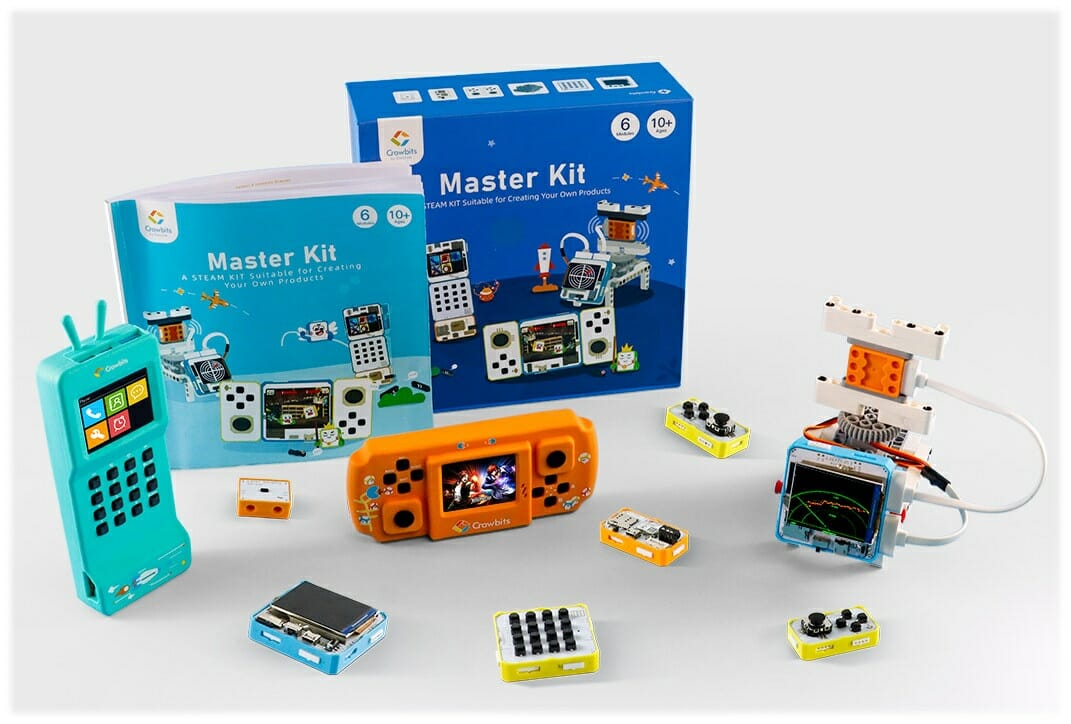 Crowbits Master Kit