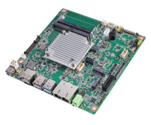 Elkhart Lake mini-ITX SBC