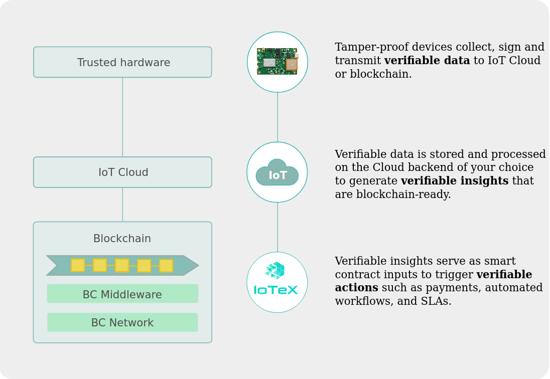 IoTeX Blockchain