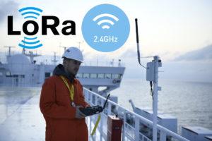 LoRa 2.4 GHz