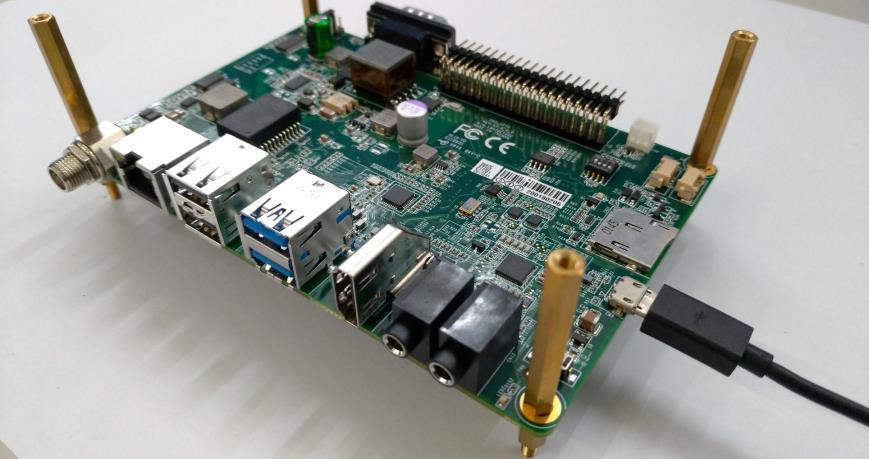 NXP i.MX8 SBC for AI Edge PC