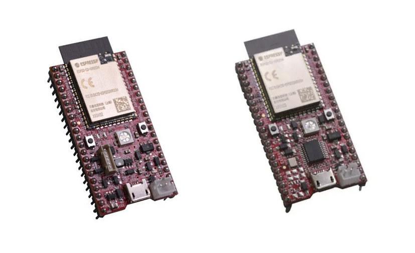 Olimex ESP32-S2 LiPo vs LiPo USB Board