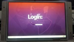 PX30 Ubuntu 20.04 mainline Linux